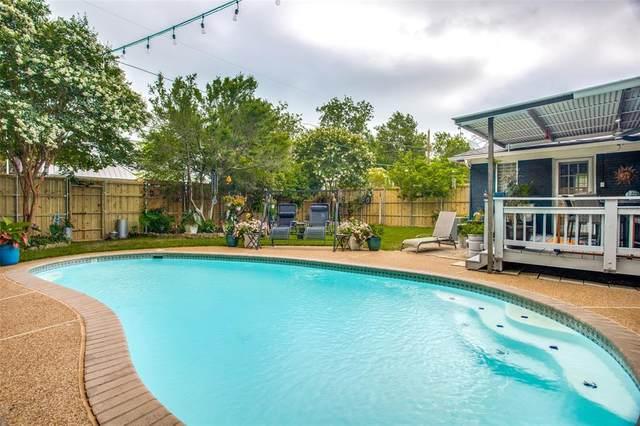 4021 Rochelle Drive, Dallas, TX 75220 (MLS #14607232) :: The Hornburg Real Estate Group