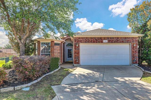 1101 Sawmill Pass Court, Fort Worth, TX 76052 (MLS #14607383) :: Rafter H Realty