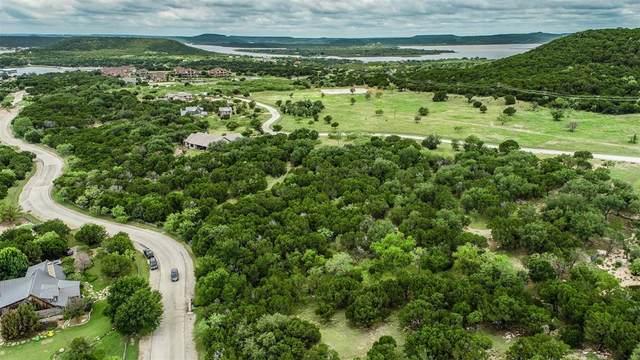 1251 Scenic Drive, Possum Kingdom Lake, TX 76449 (#14607458) :: Homes By Lainie Real Estate Group