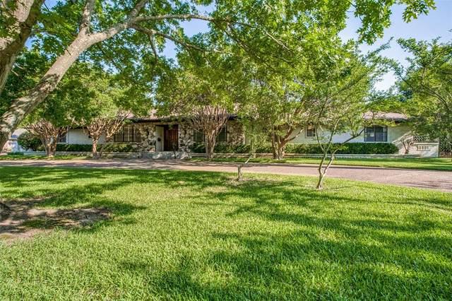 5529 Tanbark Road, Dallas, TX 75229 (MLS #14607563) :: The Kimberly Davis Group