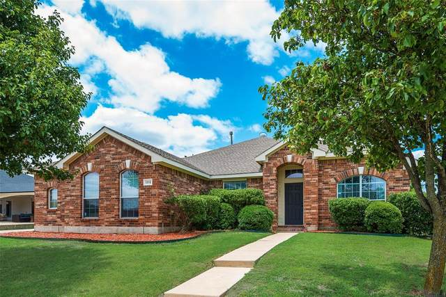 1312 Buckingham Drive, Forney, TX 75126 (MLS #14607597) :: The Great Home Team