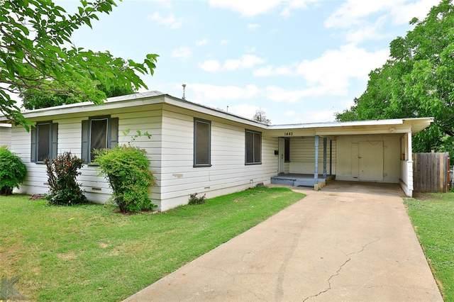1442 S 19th Street, Abilene, TX 79602 (MLS #14607694) :: The Property Guys