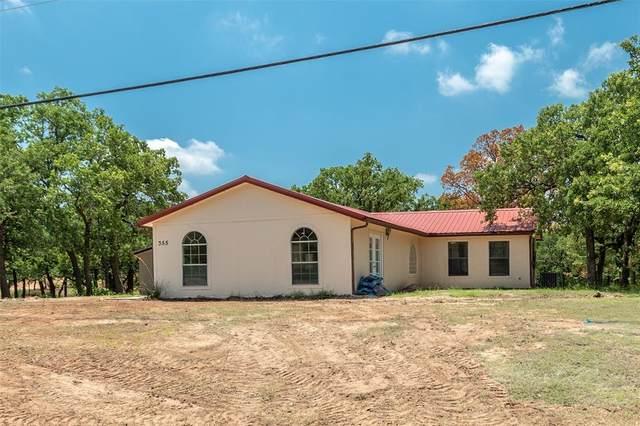 355 Nocona Drive, Nocona, TX 76255 (MLS #14607925) :: The Property Guys