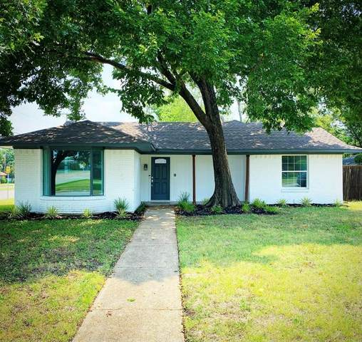 9670 Lynbrook Drive, Dallas, TX 75238 (MLS #14607980) :: The Daniel Team