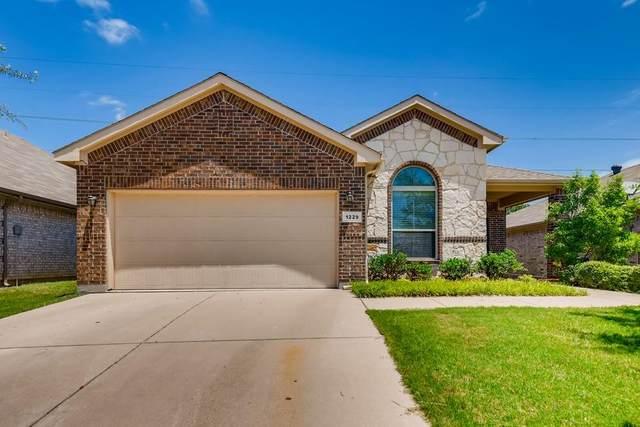 1229 Sierra Blanca Drive, Fort Worth, TX 76028 (MLS #14608143) :: The Property Guys