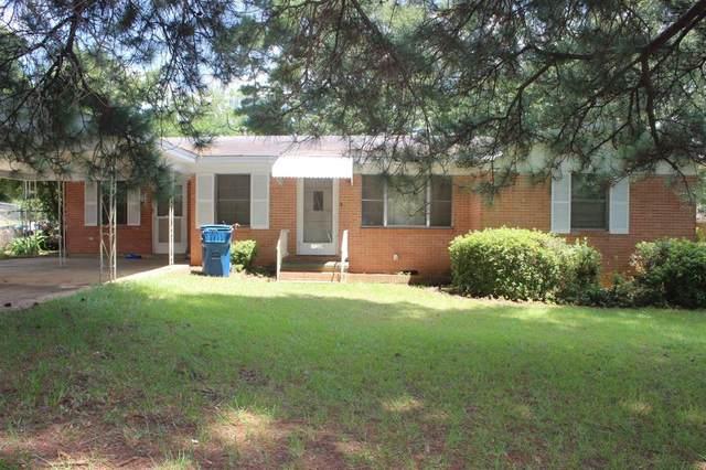 1106 Young Street, Minden, LA 71055 (MLS #14608264) :: Trinity Premier Properties