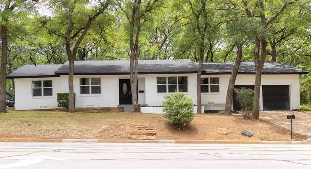 1230 S Pecan Street, Arlington, TX 76010 (MLS #14608604) :: Rafter H Realty