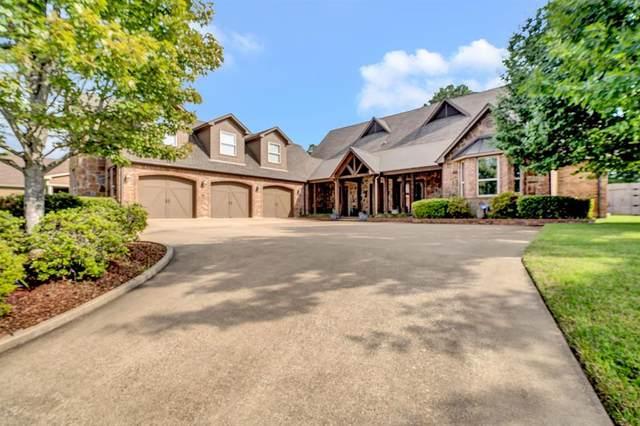2304 Pinehurst, Tyler, TX 75703 (MLS #14608637) :: The Property Guys