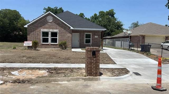 909 E Richmond Avenue, Fort Worth, TX 76104 (MLS #14608798) :: Real Estate By Design