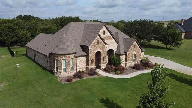 105 Parc Oaks Drive, Aledo, TX 76008 (MLS #14609076) :: Wood Real Estate Group