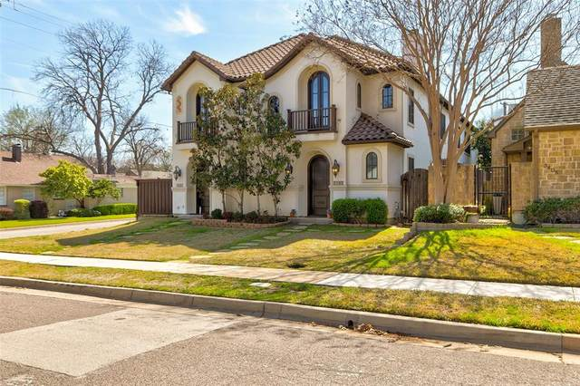 3403 Hamilton Avenue, Fort Worth, TX 76107 (MLS #14609130) :: Wood Real Estate Group