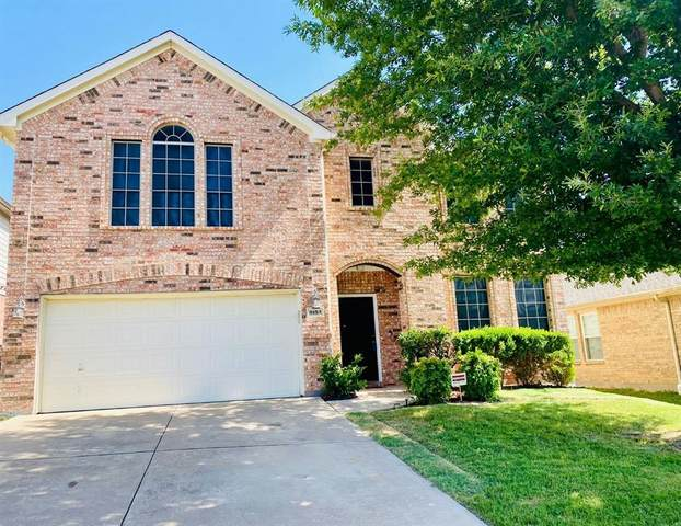 9152 Brook Hill Lane, Fort Worth, TX 76244 (MLS #14609293) :: Rafter H Realty