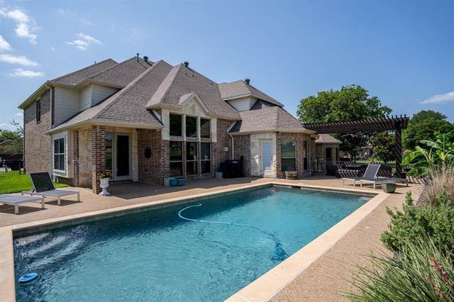 12232 Fairway Meadows Drive, Fort Worth, TX 76179 (MLS #14609560) :: The Property Guys
