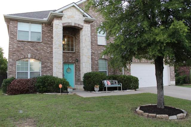 4033 Dellman Drive, Fort Worth, TX 76262 (MLS #14609911) :: Wood Real Estate Group