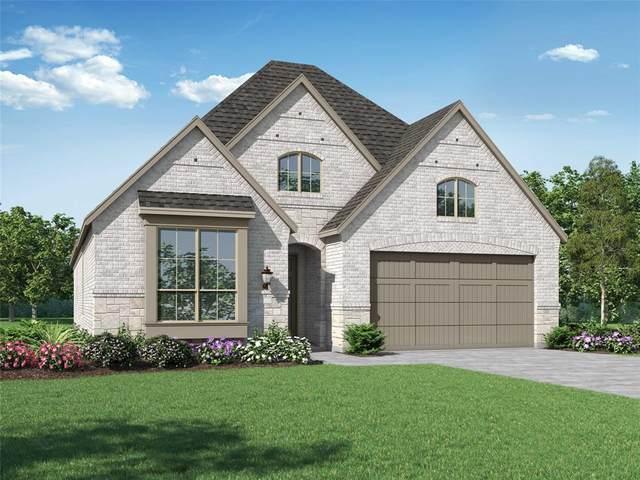 1925 Barnhill Lane, Van Alstyne, TX 75495 (MLS #14610594) :: Real Estate By Design