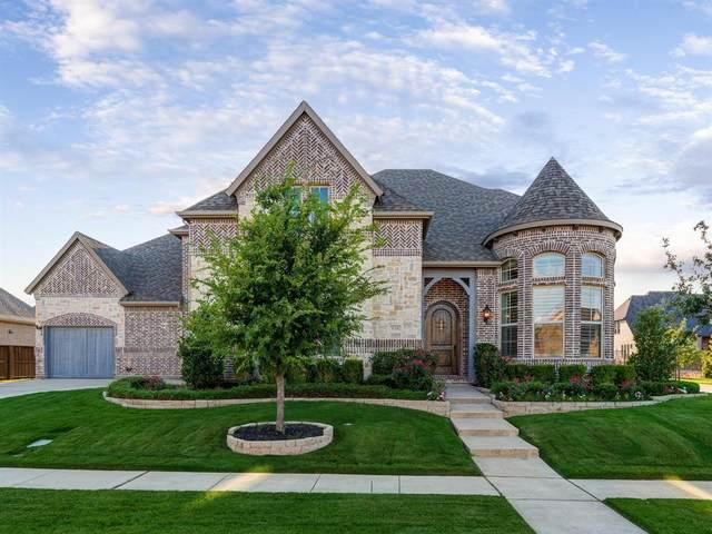 920 Rhone Lane, Southlake, TX 76092 (MLS #14610610) :: Wood Real Estate Group