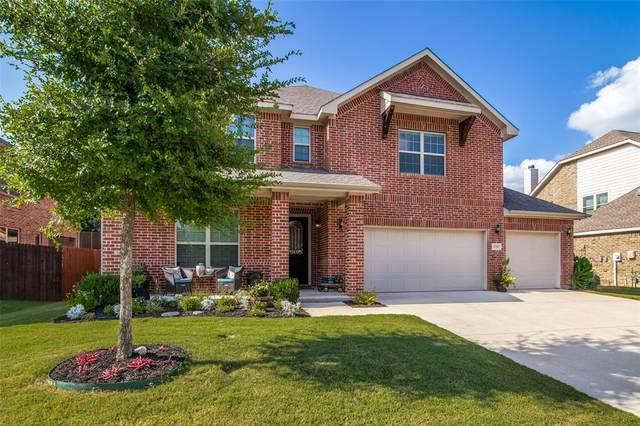 1737 Crescent Oak Street, Wylie, TX 75098 (MLS #14610981) :: The Mauelshagen Group