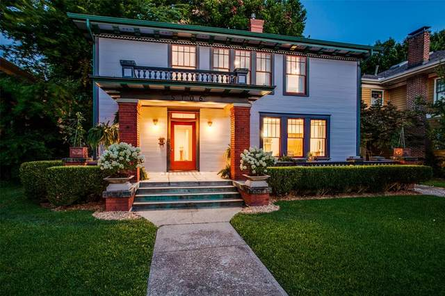 5106 Junius Street, Dallas, TX 75214 (MLS #14611504) :: Rafter H Realty