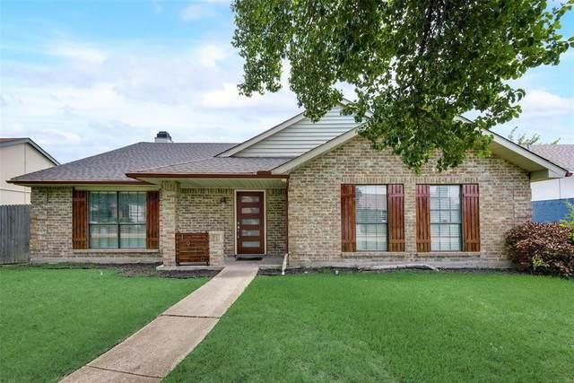 1910 Uvalde Street, Mesquite, TX 75150 (MLS #14611646) :: Real Estate By Design
