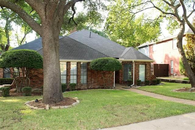 3001 Foxcreek Drive, Richardson, TX 75082 (MLS #14611943) :: The Juli Black Team