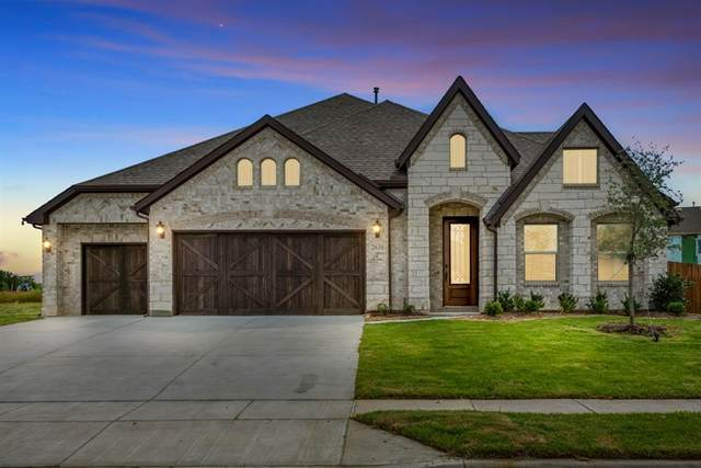 2638 Perdenales Drive, Royse City, TX 75189 (MLS #14612104) :: The Property Guys