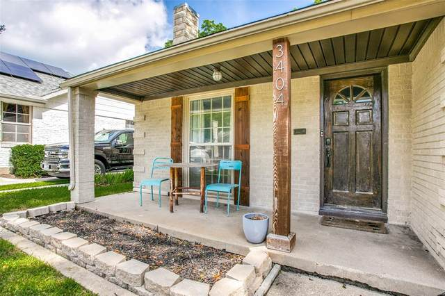 3404 W 5th Street, Fort Worth, TX 76107 (MLS #14612116) :: Wood Real Estate Group
