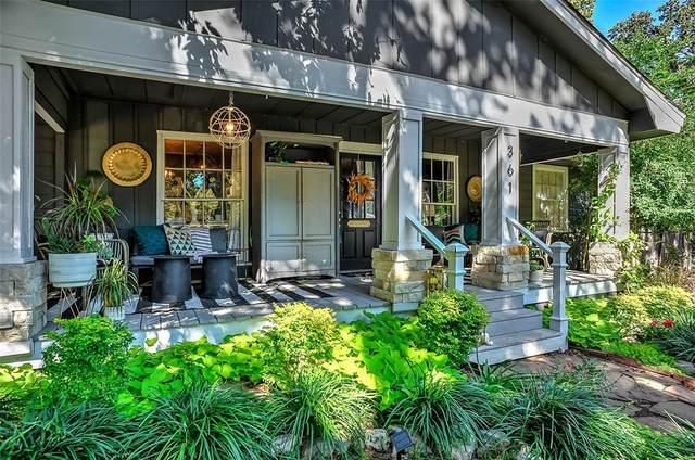 361 Paris Drive, Pottsboro, TX 75076 (MLS #14612152) :: Robbins Real Estate Group