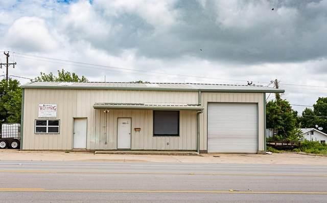 1000 E Walker Highway E, Breckenridge, TX 76424 (MLS #14612411) :: The Chad Smith Team