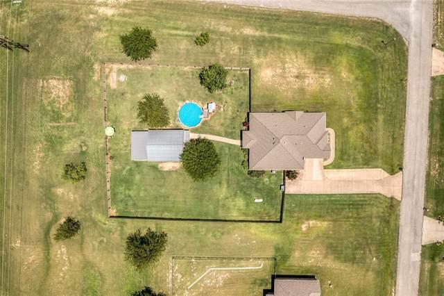140 Star Point Lane, Weatherford, TX 76088 (MLS #14612613) :: Wood Real Estate Group