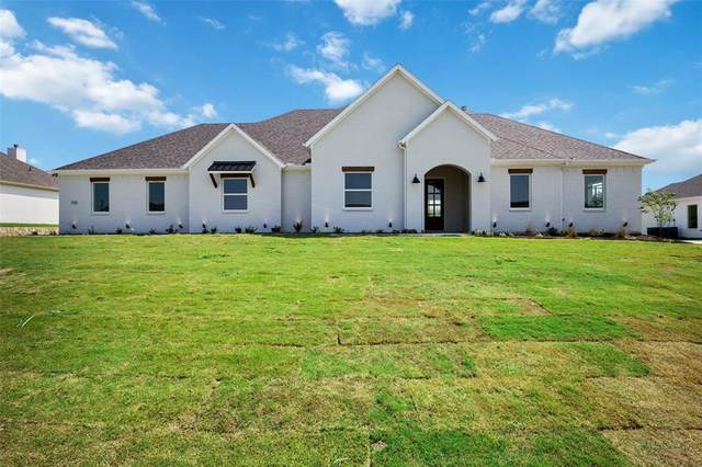 1020 Aledo Ridge Court, Fort Worth, TX 76108 (MLS #14612829) :: Lisa Birdsong Group | Compass