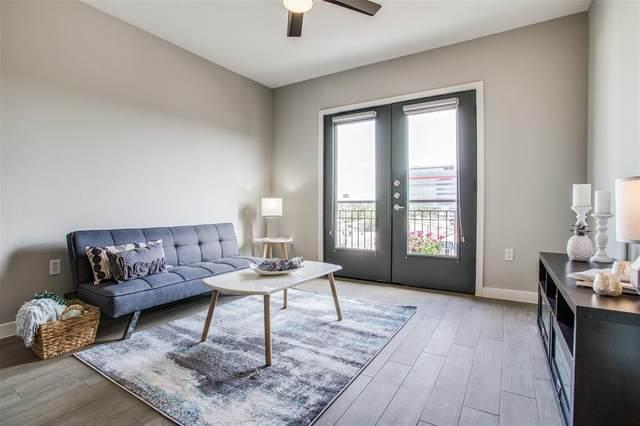 5609 Smu Boulevard #407, Dallas, TX 75206 (MLS #14612994) :: Real Estate By Design