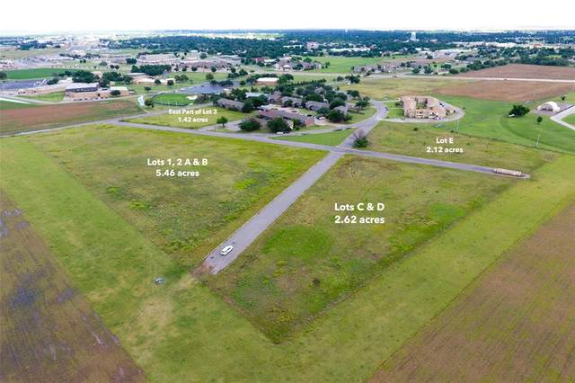 TBD College Drive, Vernon, TX 76384 (MLS #14613074) :: Robbins Real Estate Group