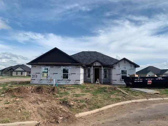 249 Audra Circle, Abilene, TX 79602 (MLS #14613118) :: 1st Choice Realty
