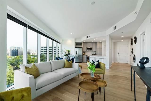 2619 Mckinney #701, Dallas, TX 75204 (MLS #14613231) :: Robbins Real Estate Group