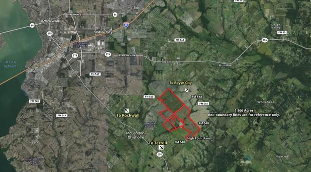 9999 Fm 548, Royse City, TX 75189 (MLS #14613949) :: All Cities USA Realty