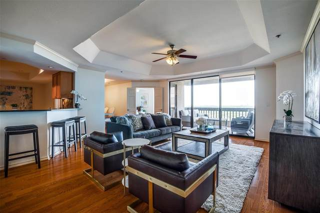 5909 Luther Lane #2104, Dallas, TX 75225 (#14614024) :: Homes By Lainie Real Estate Group