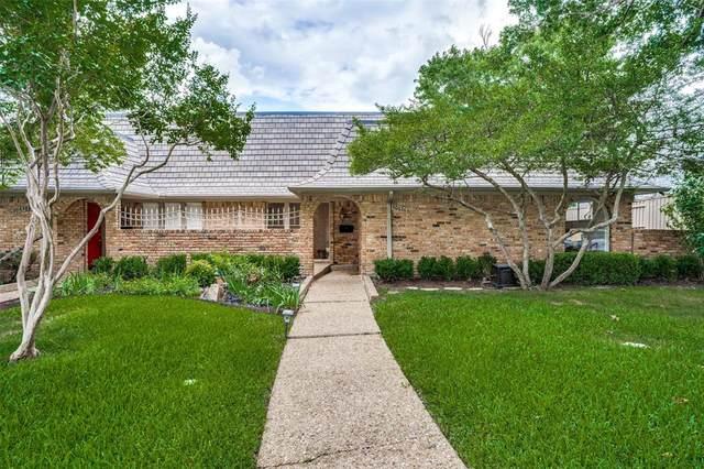 10616 Ravenscroft Drive, Dallas, TX 75230 (MLS #14614220) :: The Mauelshagen Group