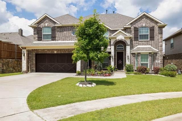 8640 Snowdrop Court, Fort Worth, TX 76123 (MLS #14614427) :: The Juli Black Team