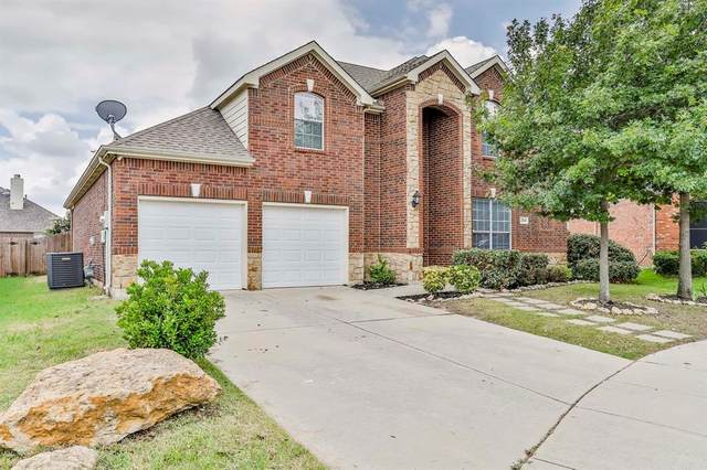 2916 Softwood Circle, Fort Worth, TX 76244 (MLS #14614683) :: Rafter H Realty