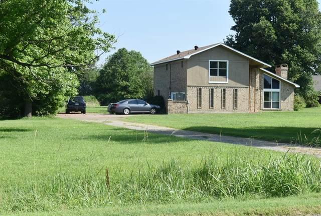 816 W Fm 515, Winnsboro, TX 75494 (MLS #14614730) :: Real Estate By Design