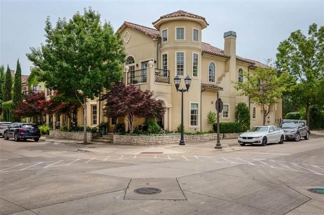 61 Piazza Lane, Colleyville, TX 76034 (MLS #14615562) :: The Star Team | JP & Associates Realtors