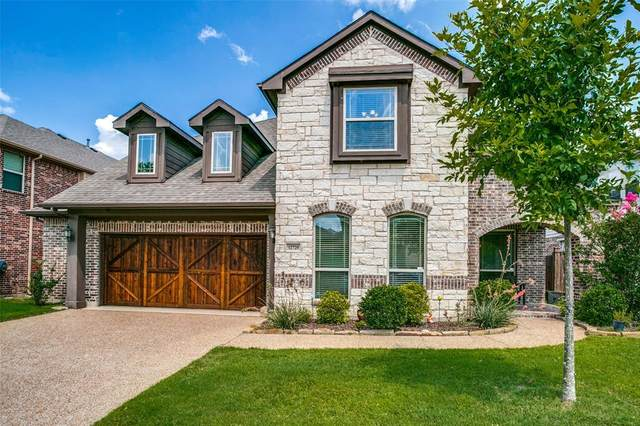 12720 Steadman Farms Drive, Fort Worth, TX 76244 (MLS #14616074) :: Real Estate By Design