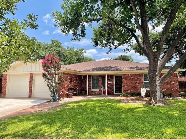 2525 Brentwood Drive, Abilene, TX 79605 (MLS #14616157) :: ACR- ANN CARR REALTORS®