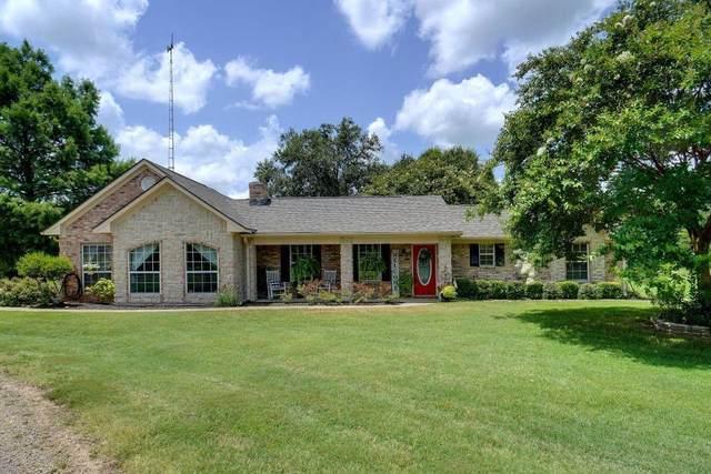 3031 Farm Road 3236, Sulphur Springs, TX 75482 (MLS #14616249) :: Trinity Premier Properties