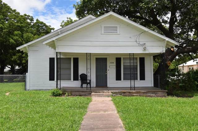 1114 Cooper Street, Bowie, TX 76230 (MLS #14616332) :: The Property Guys