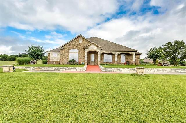 103 Hidden Creek Road, Cresson, TX 76035 (MLS #14616349) :: The Krissy Mireles Team
