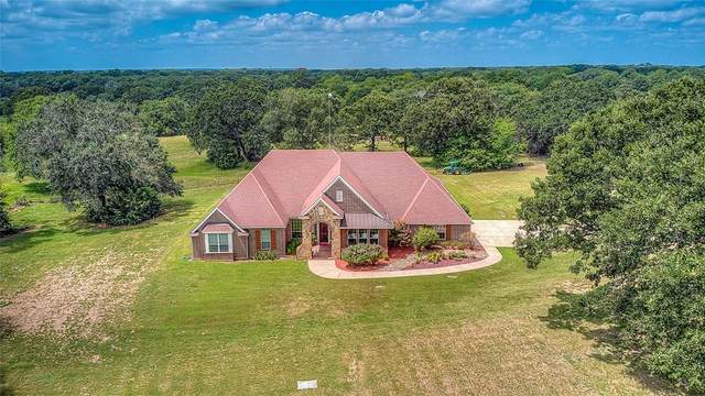 12650 County Road 316, Terrell, TX 75161 (MLS #14616546) :: The Rhodes Team