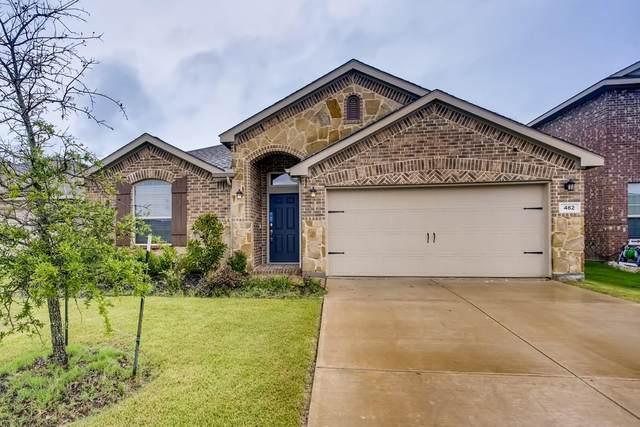462 Stuart Lane, Fate, TX 75189 (MLS #14616720) :: Real Estate By Design