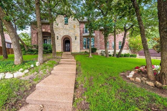 909 Briar Ridge Drive, Keller, TX 76248 (MLS #14616991) :: The Mauelshagen Group