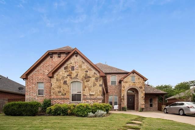 3949 Timberidge Drive, Irving, TX 75038 (MLS #14616997) :: Rafter H Realty